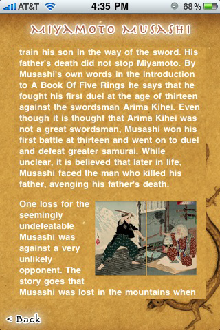 Miyamoto Musashi Biography Learn about the man, the myth, and his amazing life.