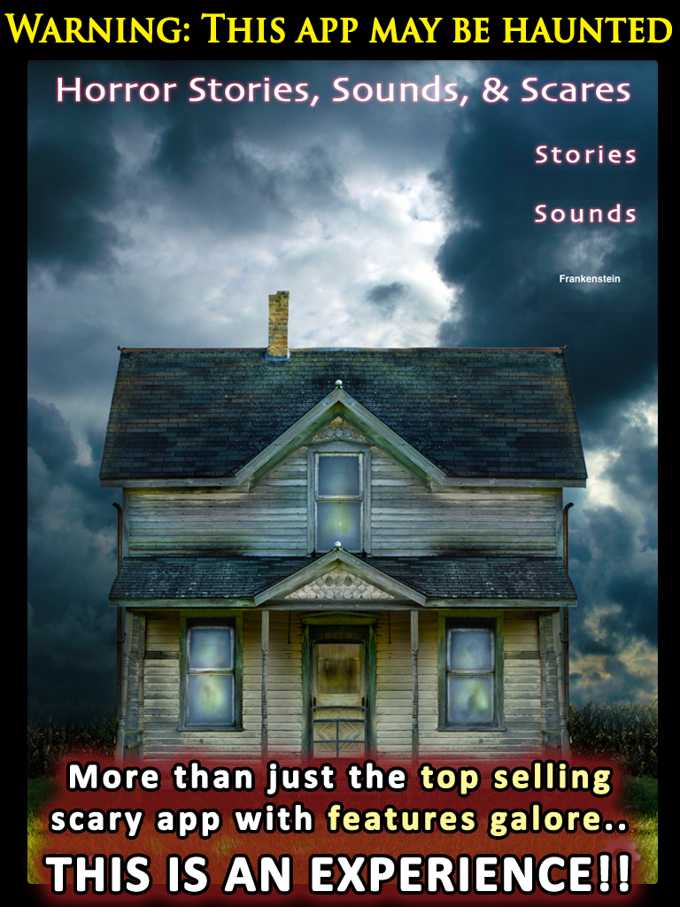 200+ Scary Stories, Sounds, And Pranks The Best and scariest horror and ghost app