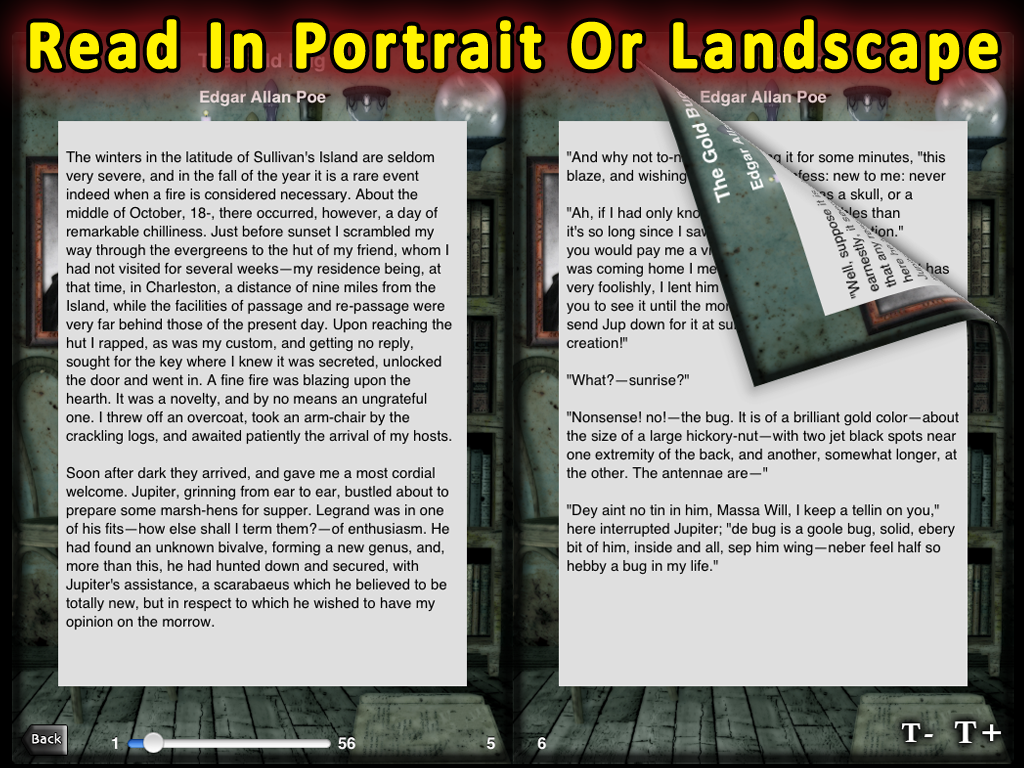 Read In Portrait Or Landscape