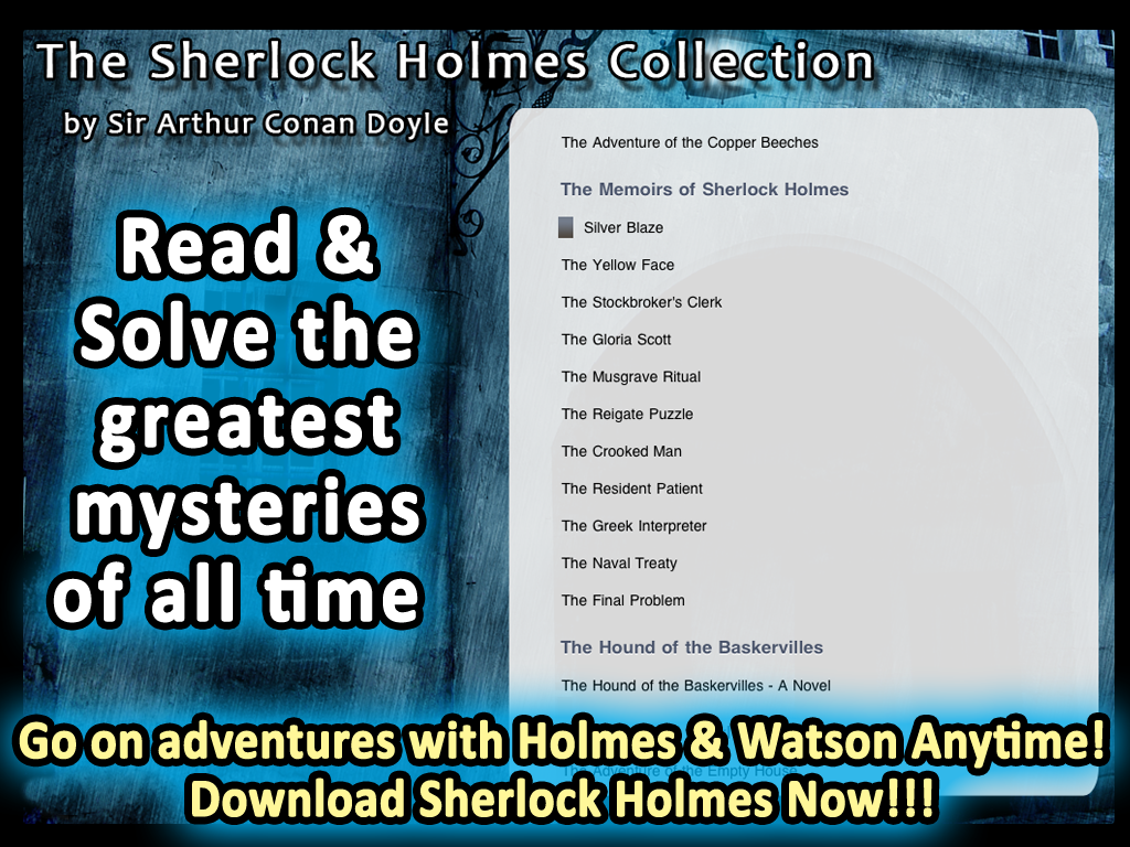 48 Original Sherlock Holmes Adventures
